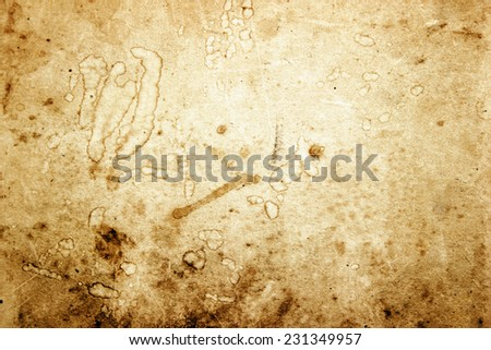 Old paper vintage texture - stock photo