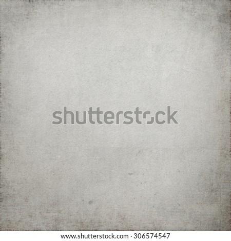 old parchment paper canvas texture background - stock photo