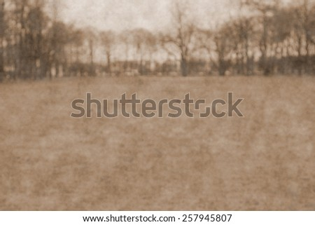 Old photo retro outdoors blurred background texture - stock photo