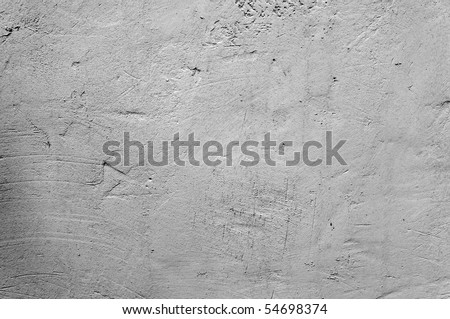 Old plaster wall surface for texture or backgrounds - stock photo