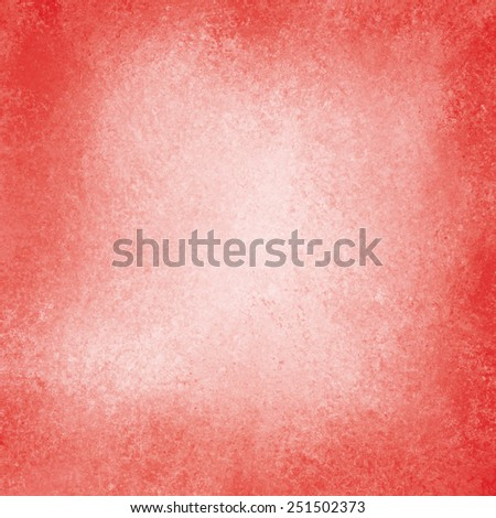 old red paper background, off white center, vintage paper with burnt edges or grunge border design, worn pale color with aged distressed texture and stains on frame - stock photo