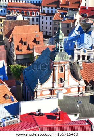 Old Riga - stock photo