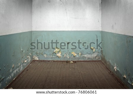 old room - stock photo