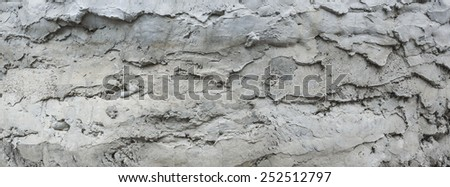 Old rough cement background texture - stock photo