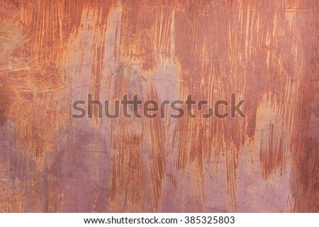 old rust texture background - stock photo