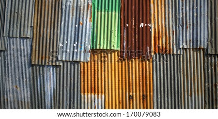 Corrugated Wood Stock Photos Images Amp Pictures