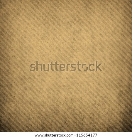 old striped paper - stock photo