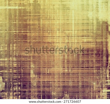 Old Texture or Background. With different color patterns: yellow (beige); brown; gray; purple (violet) - stock photo