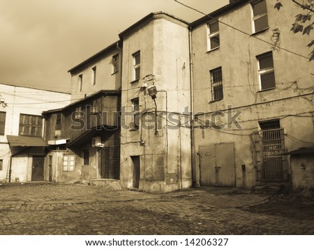 Ugly House Stock Photos Images Amp Pictures Shutterstock