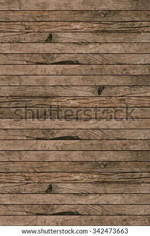 old vintage grunge chocolate brown color wood backgrounds texture:grunge wooden panel tiles backdrop wall.plywood slice row horizontal line concept.image with instagram and film vintage effect filter. - stock photo