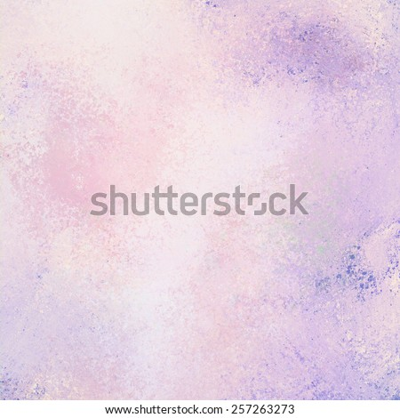 old vintage pink purple and white background illustration, distressed old texture background paper - stock photo
