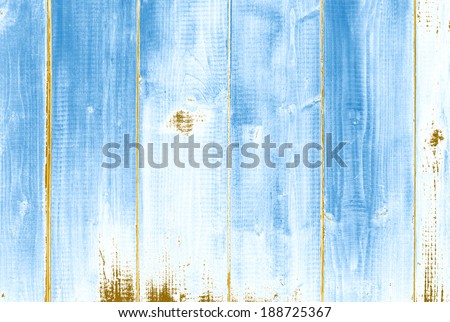 Old vintage white and brown natural wood or wooden texture background, conceptual backdrop pattern made of timber panel surface as concept or metaphor to material, structure, grungy, weathered or aged - stock photo