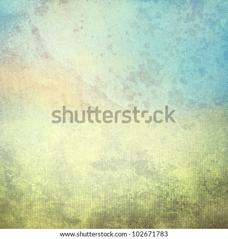 old wall as grunge texture or background - stock photo