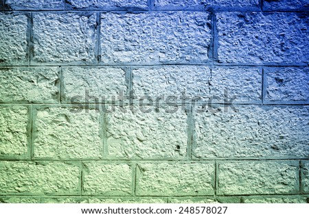 Old wall background. Great shoot - stock photo