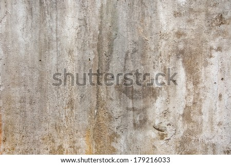 Old wall plaster texture - stock photo