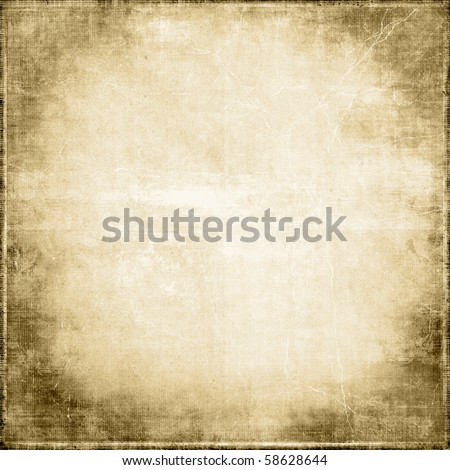 Old West Style Paper With Copy Space - stock photo