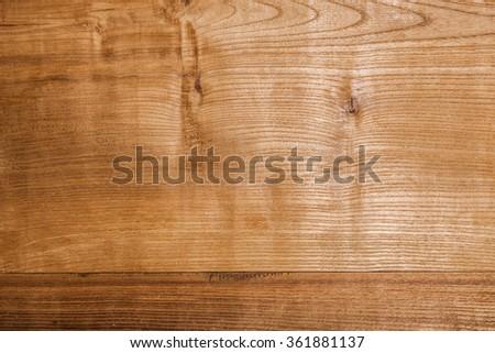 Old wood bacground - stock photo