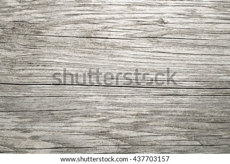 Old wood background overhead close up shoot. - stock photo