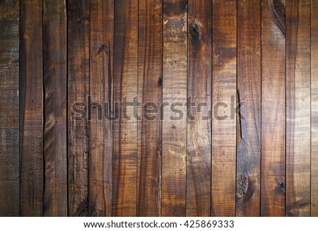 Old wood background. Vintage wooden texture. Weathered wooden background. - stock photo