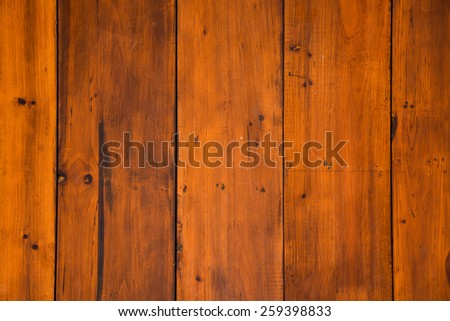 Old wood panels pattern, use for background - stock photo