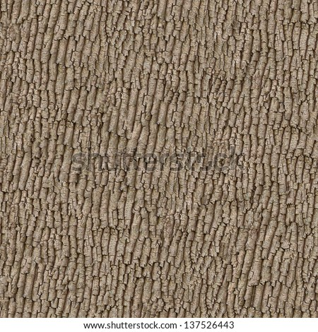 Old Wood. Seamless Tileable Texture. - stock photo