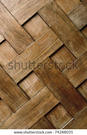Old wood texture background closeup - stock photo
