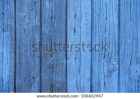 Old wood texture. Background old panels. Provence, France. - stock photo