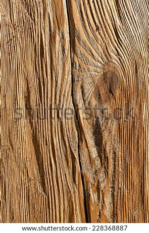 old wood texture close-up - stock photo