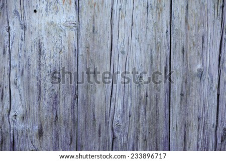 Old wood texture in Provence - stock photo