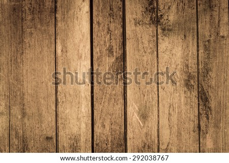 Old wood vintage texture and background - stock photo