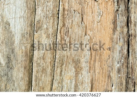 Old wood wall texture background - stock photo