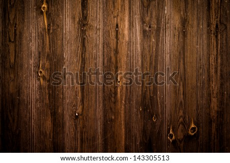 old wooden background. vertical striped format. - stock photo