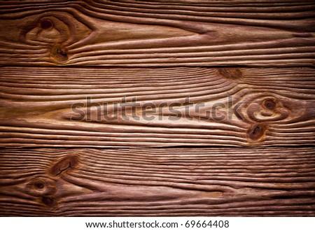 Old wooden boards. Background - stock photo