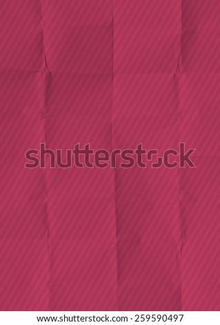 One color diagonal striped paper - stock photo