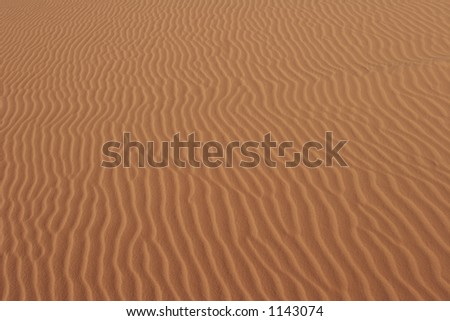 one of several sand background shots- wide version - stock photo