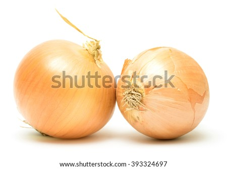 onion is not white background - stock photo