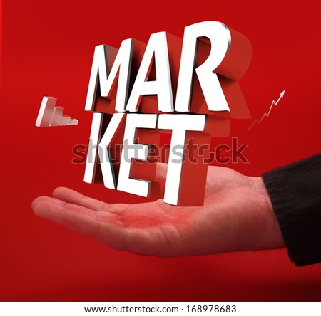 Online trading concept - stock photo