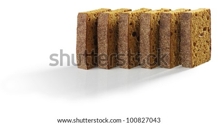 Ontbijtkoek - stock photo