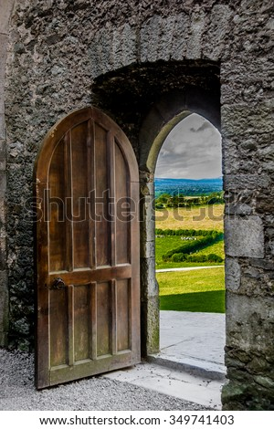 Castle Gate Stock Photos Images Amp Pictures Shutterstock