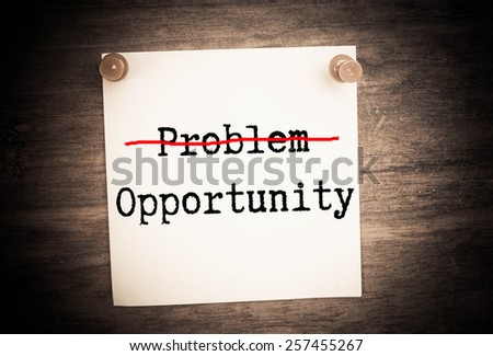 Opportunity Concept - stock photo