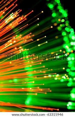 optical  background - stock photo