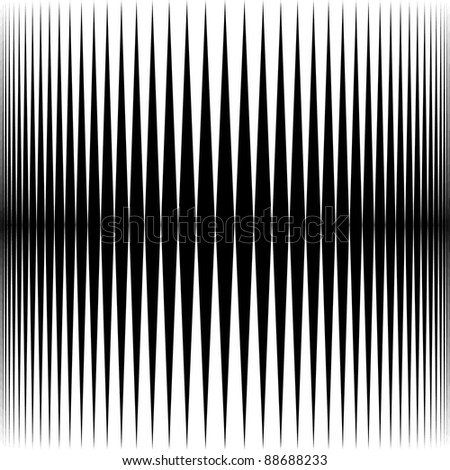 Optical illusion:raster version - stock photo