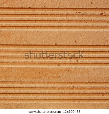 orange brick texture or background - stock photo