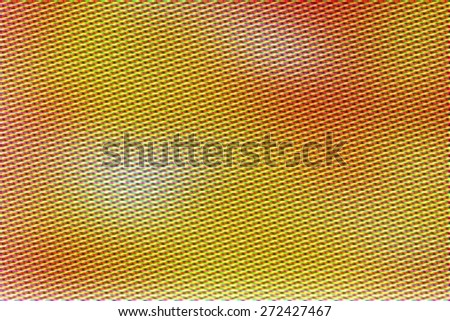orange digitally generated image of colorful black background with blurred various color lines, technology concept - stock photo