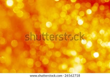 orange spots - stock photo