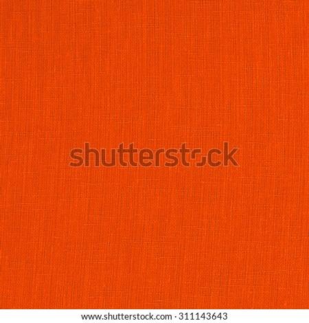 Orange Textile Background./Orange Textile Background - stock photo