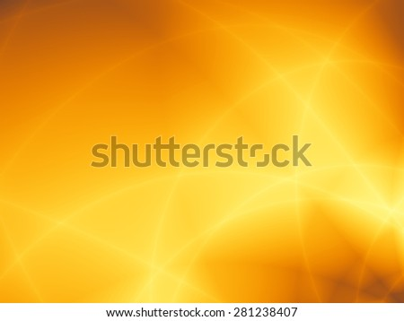Orange wallpaper abstract summer card graphic design - stock photo