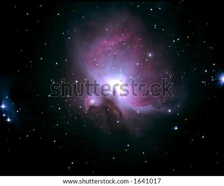 Orion - stock photo
