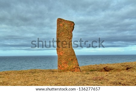 Orkney - stock photo