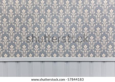 ornament wallpaper - stock photo